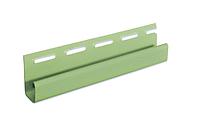 Профиль J 3,05 м Светло-зеленый SV-15