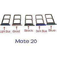 Huawei Mate 20 Lite Лоток Sim-карты (Gold)