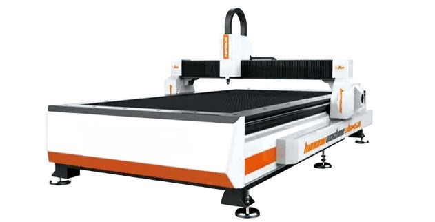 Плазменный станок для резки мет.листов 2000х6000 с ЧПУ со столом