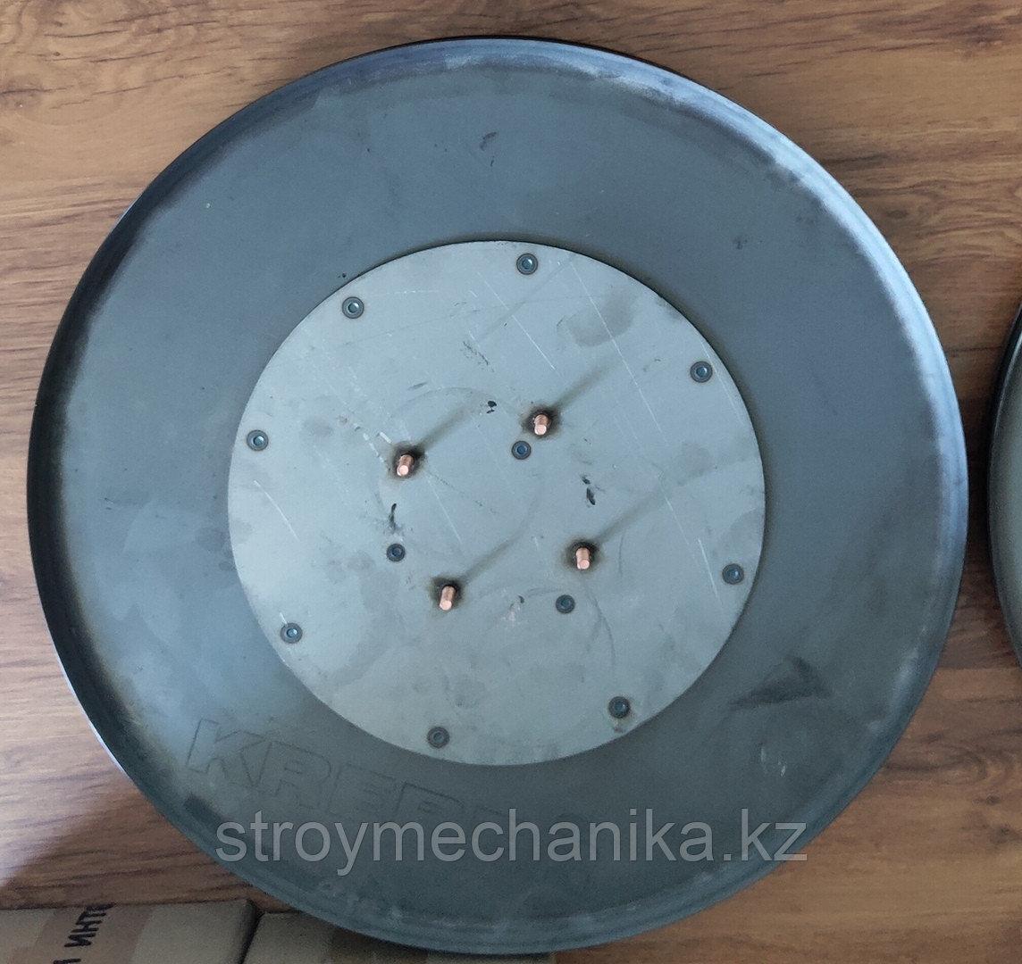 Затирочный диск 60см. Кreber K-600ЕТР