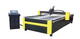 Плазменный станок для резки мет.листов 1300х2500 с ЧПУ со столом