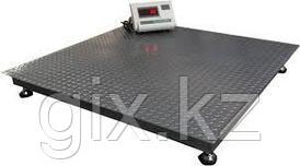 Весы платформенные до 3-х тонн (1,2 м. х 1,2 м.)