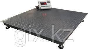 Весы платформенные до 3-х тонн (1,2 м. х 2 м.)