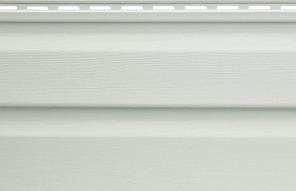 Cайдинг виниловый 0,20x3,000 м Светло-серый Эконом VSV-03 VILO