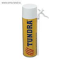 Пена монтажная TUNDRA, всесезонная, 650 мл