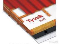 Гидроизоляционная паропроницаемая мембрана DuPont TYVEK Soft 1500*50000*0,22 мм.