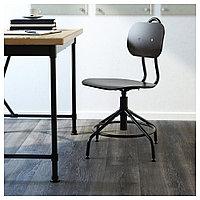 КУЛЛАБЕРГ Рабочий стул, черный, фото 1