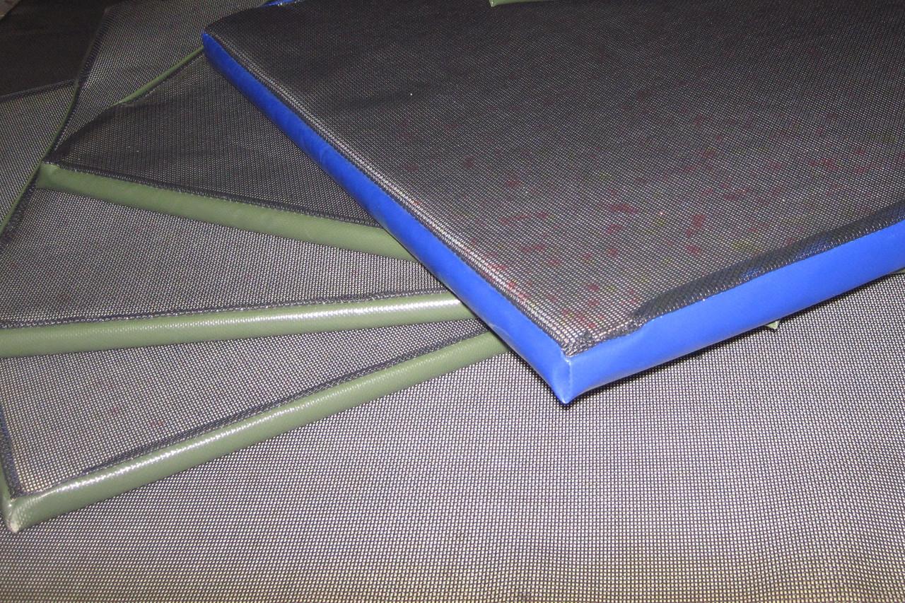 Дезинфицирующие коврики толщиной 60*100*3