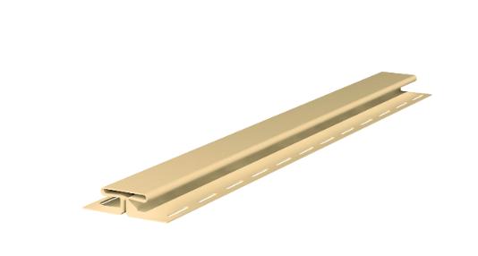 Профиль H соединительный Песочный SV-18
