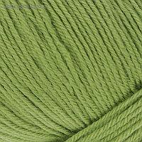 """Пряжа """"Baby Wool"""" 20% кашемир, 40% меринос. шерсть, 40% акрил 175м/50гр (838 св.зелёный)"""