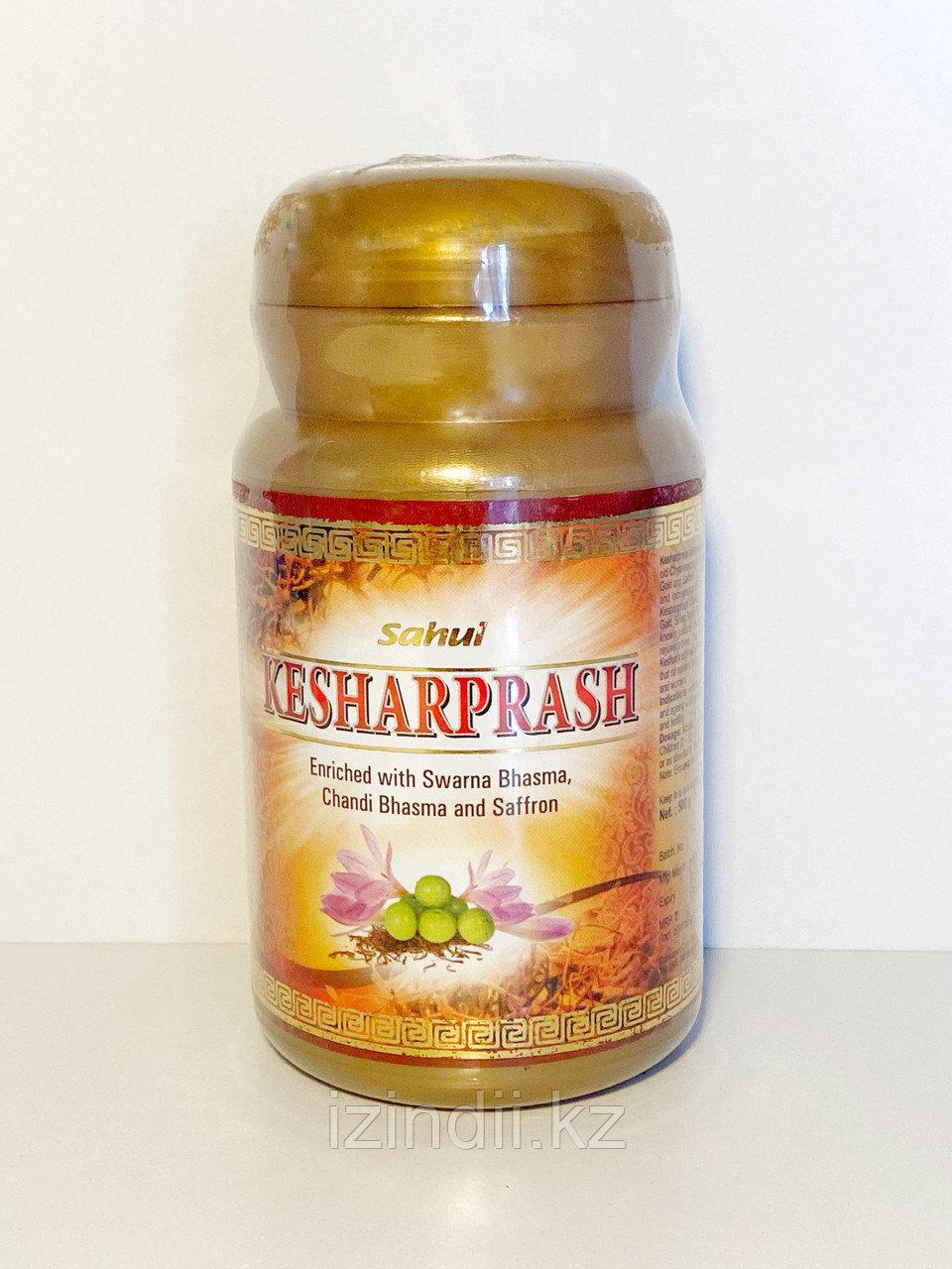 Kesharprash, Кешарпраш с золотом и шафраном, 500 гр
