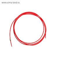 Канал подающий Optima XL126.0021, тефлоновый, красный, 3 м, d=1-1.2 мм
