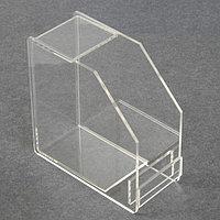 Подставка под формы для наращивания, цвет прозрачный