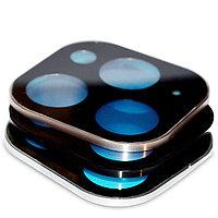 IPhone 11 Pro Max Заднее стекло без стекла камеры Оригинал (Dark green)