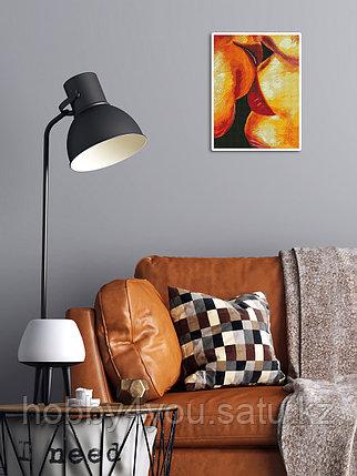 Картина круглыми стразами, 30*40см на деревянном подрамнике, фото 2