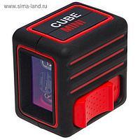 Нивелир лазерный ADA Cube MINI Basic Edition, 2 луча, дальность 20 метров