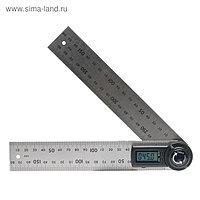 Угломер электронный ADA AngleRuler 20, диапазон 0-360°, точность 0.3°, разрешение 0.1°