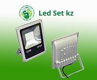 Светодиодный прожектор повышенной яркости DECO SLIM 50Вт, 5000Лм