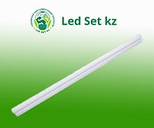 Светодиодный линейный светильник GENERAL Т5 8Вт 4000K, IP40, 400 Лм, 600мм