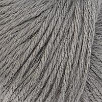 """Пряжа """"Baby Wool XL"""" 20% кашемир, 40% меринос. шерсть, 40% акрил 100м/50гр (818 серый)"""