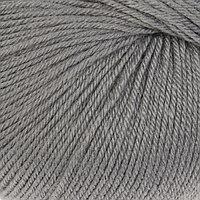 """Пряжа """"Baby Wool"""" 20% кашемир, 40% меринос. шерсть, 40% акрил 175м/50гр (818 серый)"""