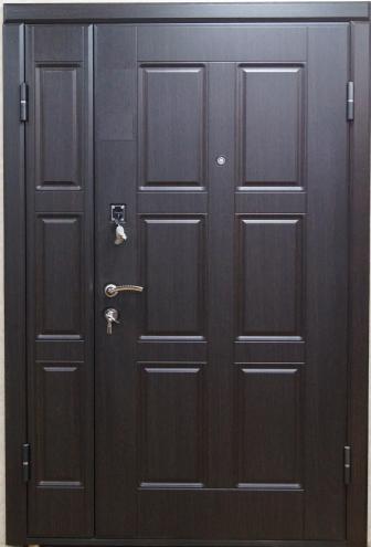 Металлическая дверь в квартиру Квадро 1200