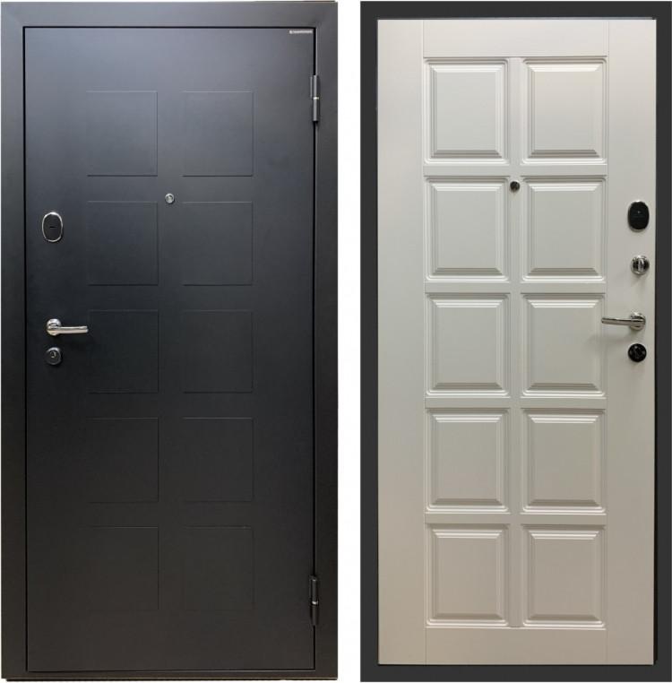 Металлическая дверь в квартиру Обь