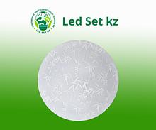 Светильник светодиодный серии DECO 10Вт 230В 4000К 650лм 230мм IP40 «Бамбук» IN HOME