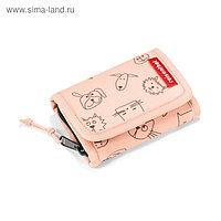 Кошелёк детский, размер 11,5 x 7,5 x 2 см, цвет розовый IM3064