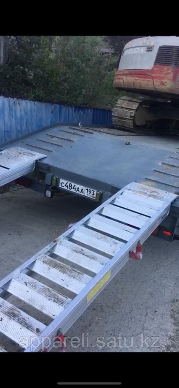 Алюминиевые аппарели от производителя 3 метра, 8 тонн
