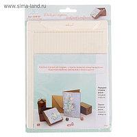 """Доска для создания конвертов и открыток """"Рукоделие"""" 21,5x16,2x0,7см"""