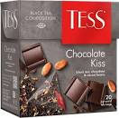 Чай черный TESS Choсolate Kiss в пирамидках (20 х 1,8г), фото 2