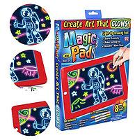Детский планшет для рисования Magic Pad 3D