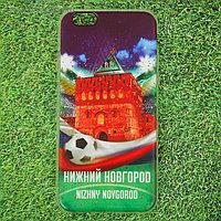 Чехол для телефона iPhone 6 «Нижний Новгород. Нижегородский кремль»