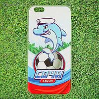 Чехол для телефона iPhone 6 «Сочи. Дельфин»