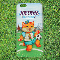 Чехол для телефона iPhone 6 «Казань. Кот»