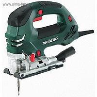 Лобзик электрический Metabo STEB 140 Plus, 750 Вт, 3100 ход/мин, маятник, ход 26 мм, кейс