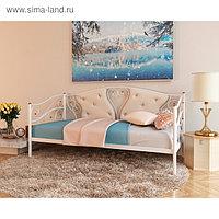 Кровать «Тахта Юлия», 800х2000, каркас белый