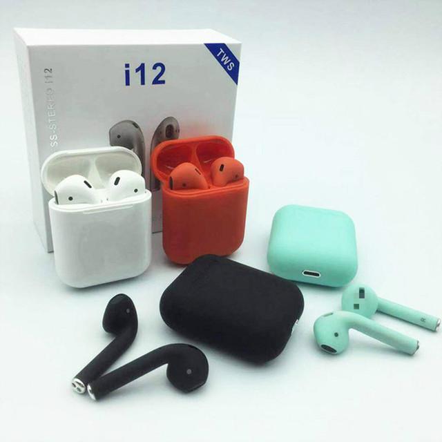 Вставные Bluetooth наушники