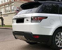 Оригинальный задний бампер б/у в сборе для Range Rover Sport L494 2013-2017