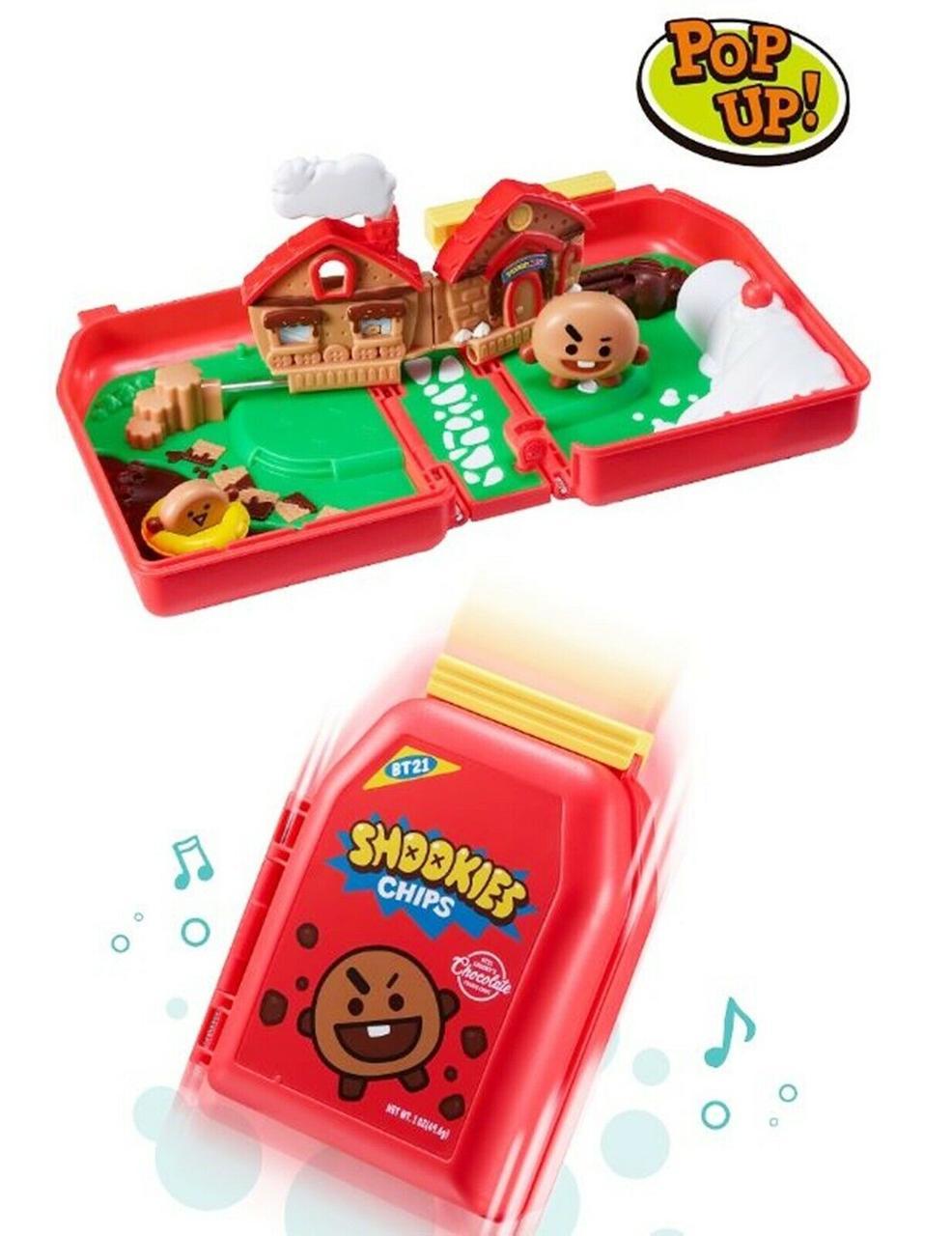 BT21 Shooky интерактивная игрушка