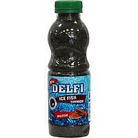 Прикормка зимняя DELFI ICE FISH Tornado (большая рыба; какао + корица, черная, 500 мл) (DFG-514BL) tr-218600