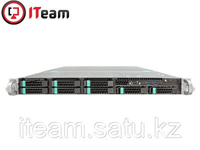 Сервер Intel 1U/1x Silver 4210 2,2GHz/16Gb/No HDD