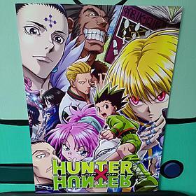 Постер Hunter x Hunter