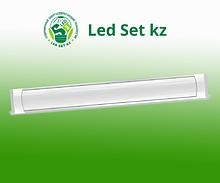 Светильник светодиодный SPO-109 32Вт 230В 4000К 2400Лм 1200мм IP40 LLT