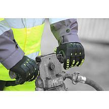 Антивибрационные перчатки трикотажные бесшовные в Алматы, фото 2