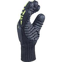 Антивибрационные перчатки трикотажные бесшовные в Алматы, фото 3