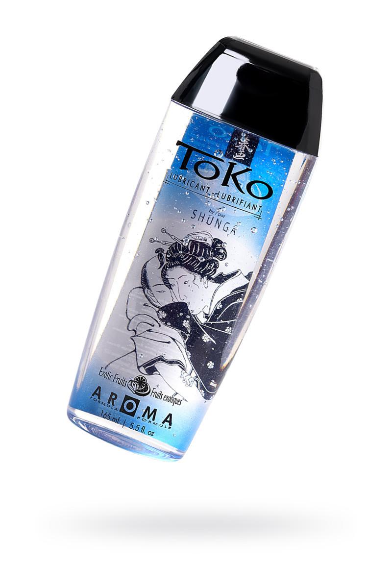 Лубрикант Shunga Toko Aroma Экзотик на водной основе, 165 мл