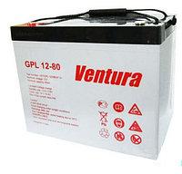 Аккумулятор для лодочного мотора Ventura GPL 12-80 (12В, 80Ач), фото 1