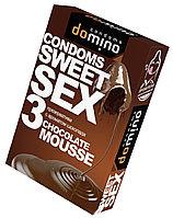 Презервативы для орального секса Sweetsex шоколад №3, фото 1